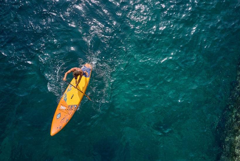 tabla paddle surf sup aquatone flame 11´6 galeria
