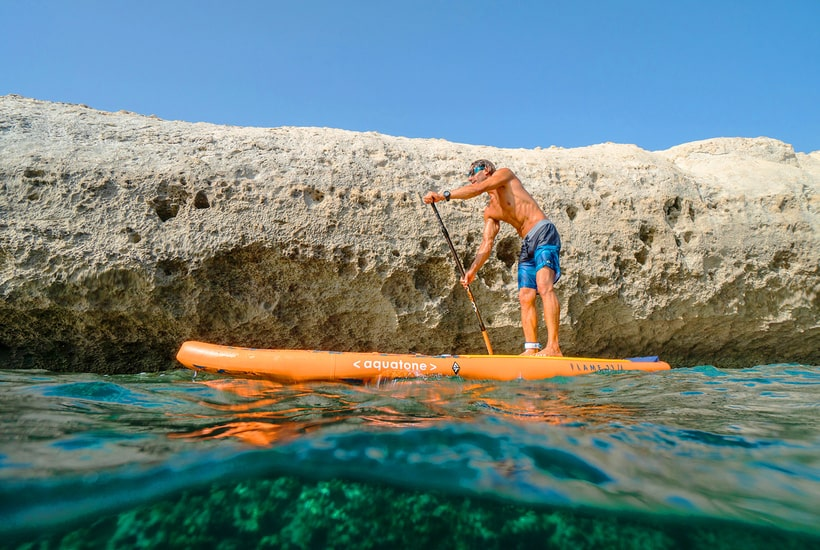 tabla paddle surf sup aquatone flame 11´6 galeria 2