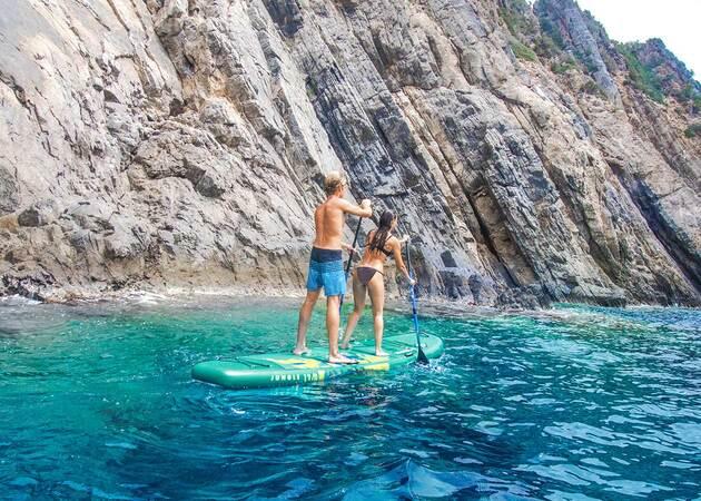tabla paddle surf sup aquatone jungle 13´0 galeria